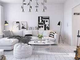 Designs by Style: Double Doors In Scandinavian Home Interior - Scandinavian