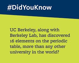 UC Berkeley - Fun facts about Berkeley. *A #SocialSlice...   Facebook