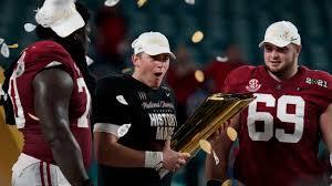 Alabama wins national championship ...