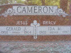 Ida Marguerite Swanson Cameron (1905-1987) - Find A Grave Memorial