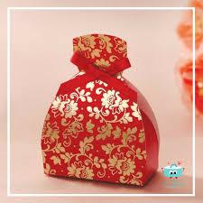 Decorating red door gifts photos : Wedding Gift Door Gift Box - Traditional Series 06 – Kokoro Gifts
