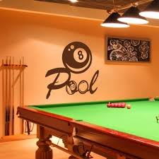 amazing billiard room wall decor as well as billiard wall decal billiard room wall decor