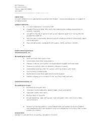 Account Assistant Resume Pohlazeniduse Inspiration Accounting Assistant Resume