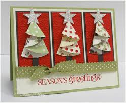 The 25 Best Christmas Cards To Make Ideas On Pinterest  Diy Card Making Ideas Christmas