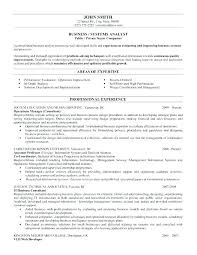 Sample Resume For Business Analyst Mesmerizing Sample Management Business Analyst Resume Click Here To Download