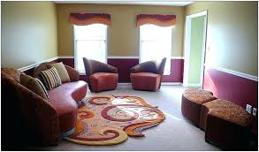 odd shaped rugs odd shaped rug a beautiful custom rug design created by the client and