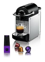 Nespresso Frother Nespresso Pixie En125sae With Aeroccino In Aluminum