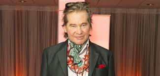 He walked off the set because he could not get into his character's motivation, according to the telegraph.he was 12 years old. Updated Val Kilmer On His Throat Cancer I Feel A Lot Better Than I Sound Cancer Health