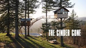 Tree House Photos The Cinder Cone On Vimeo