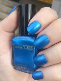 Metallic Blue Nail Polish, Dorothy Polish, Blue Nail Polish, Azure ...