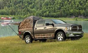 Napier Outdoors Truck Tent Available in Mossy Oak – POMA