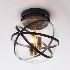 outdoor ceiling lights. Steam Punk Indoor Outdoor Ceiling Light Bronze Or Copper Darkened_copper Lights O