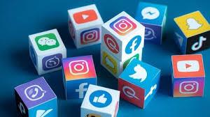 Hasil gambar untuk cetak, online, TV, radio), dan Media Sosial (Instagram, Twitter, Youtube, Tiktok, dll).