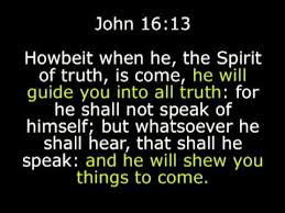 Image result for images for John 16:13
