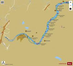 Merrimack River Ext Haverhill Marine Chart Us13274_p2075