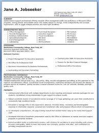 Resume For Office Jobs Roddyschrock Com