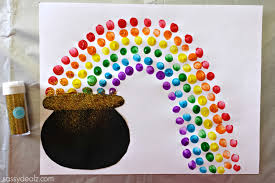 st pattys day home office decor. St Patricks Day Craft Rainbow Pattys Home Office Decor