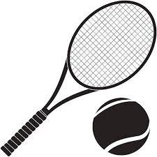Clipart tennis 2 » Clipart Station