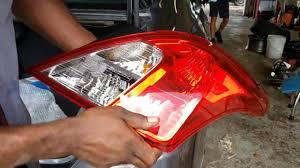 2008 Nissan Versa Brake Light Bulb Nissan Versa Brake Lamp Turn Signal And Reverse Bulb Replacement