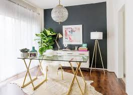 chic office space. photos 10 feminine u0026 chic office spaces to swoon over space m