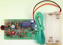 sound activated fm transmitter kit