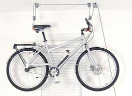 Diy bicycle rack Floor To Ceiling Therefore Ceiling Lift Like This Will Be More Convenient If You Wont Be Using Your Bike Too Frequently Velosock Diy Bike Rack Ideas And Other Handy Bike Storage Solutions Velosock