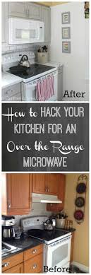 Best Over The Oven Microwaves Best 10 Over Range Microwave Ideas On Pinterest Traditional