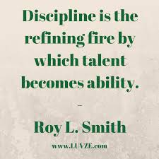 Discipline Quotes Cool 48 Discipline Quotes And Sayings With Images
