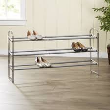 Just The Right Shoe Display Stand Shoe Racks You'll Love Wayfair 92