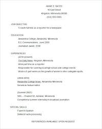 Functional Format Resume Sample Functional Resume Examples Career