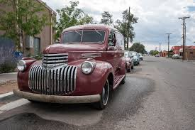 THE STREET PEEP: 1942 Chevrolet Panel Delivery   Delivery Truck´s ...