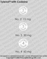 Tylenol No 4 Medschat
