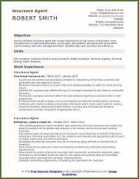 Life Insurance Sales Agent Resume Resume Resume Designs