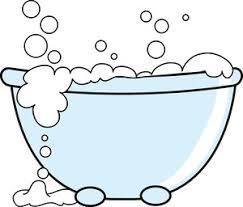 shower tub clipart. Contemporary Tub Bath20clipart With Shower Tub Clipart B