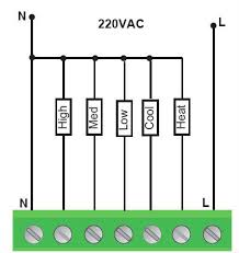 fcu thermostat wiring diagram fcu image wiring diagram 24vac digital fcu thermostat buy 24vac fan coil thermostat on fcu thermostat wiring diagram