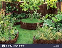 Small Picture Medieval style garden Sandringham Flower Show New Shoots Garden