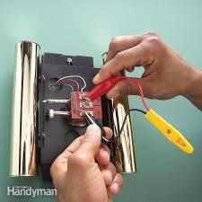 repair a doorbell fix a dead or broken doorbell Nutone Door Chime Wiring Diagram fh06sep_repbel_03 2 NuTone La501cy-1 Doorbell Wiring Diagrams