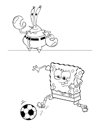 Kleurplaten Spongebob Squarepants Bewegende Afbeeldingen Gifs