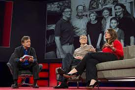 Working together to solve inequality: Bill and Melinda Gates