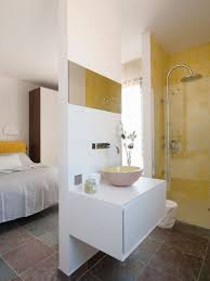 photo of a um sized modern shower room in nice with a built in shower