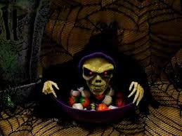 animated halloween candy bowl. Plain Halloween ANIMATED U0026 TALKING SKELETON  On Animated Halloween Candy Bowl I