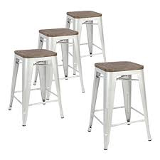 best bar stools. LCH Metal Industrial Bar Stool Best Stools