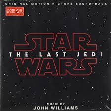 <b>САУНДТРЕК</b> - <b>STAR WARS</b>: THE LAST JEDI (2 LP, 180 GR), купить ...