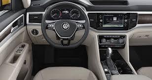 2018 volkswagen lineup. modren 2018 2018 volkswagen atlas interior in volkswagen lineup