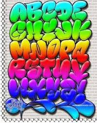 colored bubble letters 26 best bubble letters images