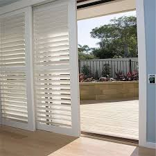 sliding door sliding window shutters