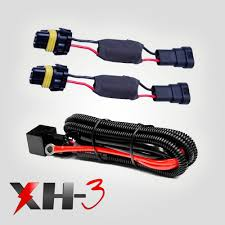 warning cancellers power relay harness combo xenonhids com  at Hid Wiring Diagram With Relay And Anti Flicker