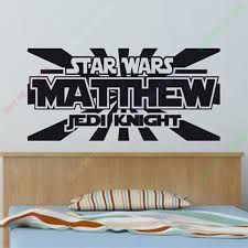 star wars decals for walls personalised star wars wall stickers for bedrooms  on star wars wall art stickers with wall decal star wars decals for walls near me star wars wall decals