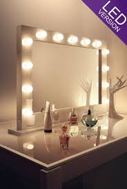 16 best hollywood mirrors images on bathroom uk throughout vanity mirror with light bulbs plan