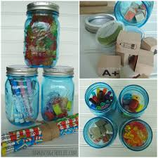 Decorating Mason Jars For Gifts Back To School Teacher Gift DIY Mason Jar Caddies 33
